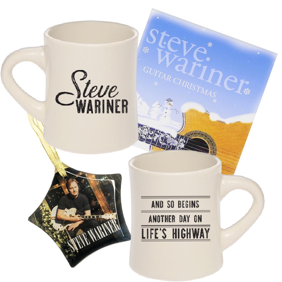 Steve Wariner Christmas Bundle