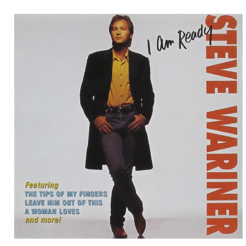 Steve Wariner CD- I Am Ready