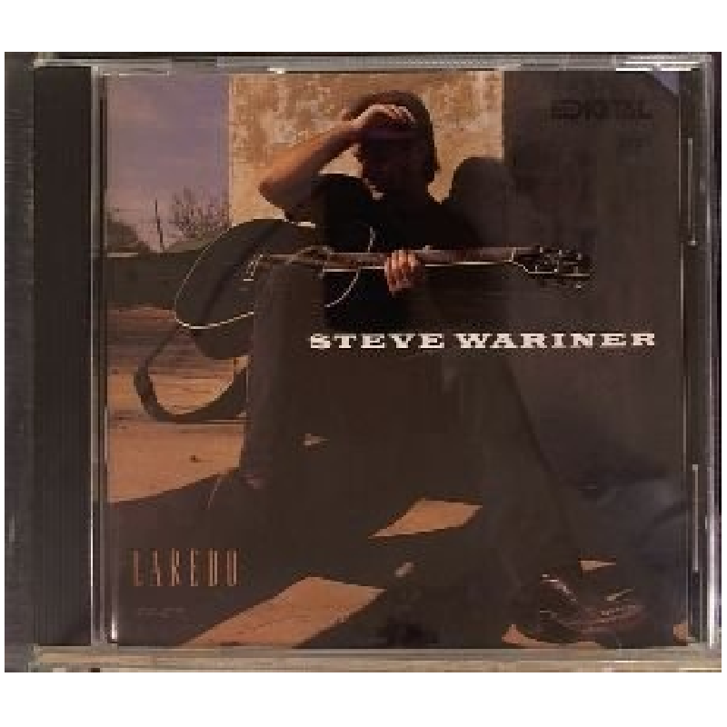 Steve Wariner CD- Laredo