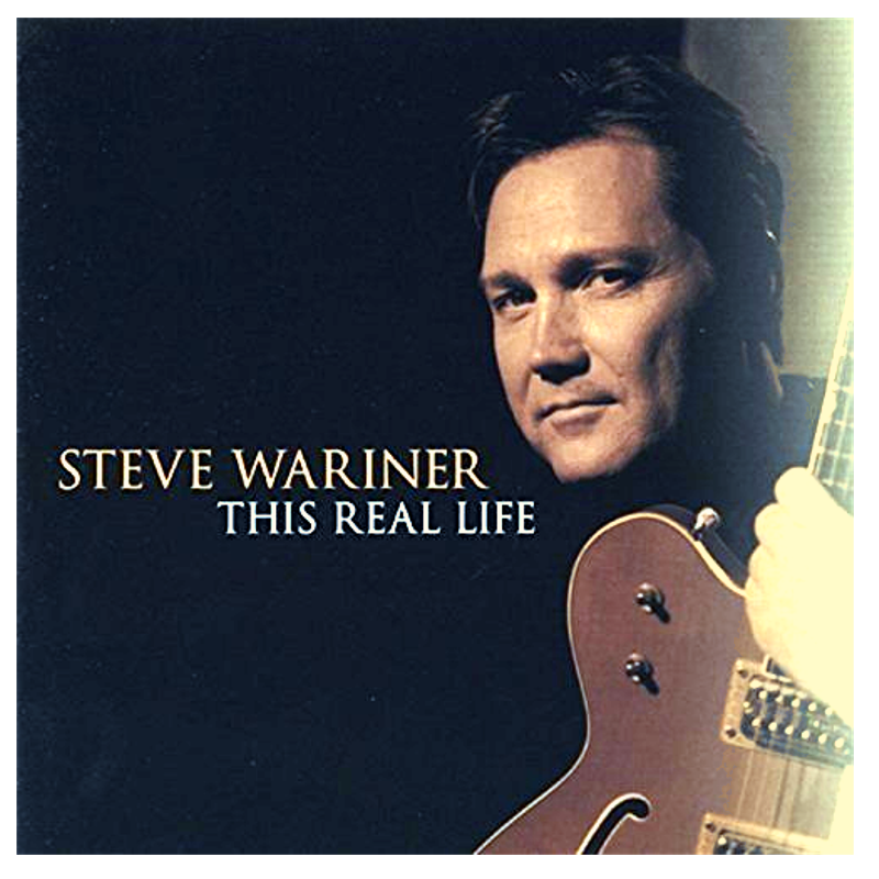 Steve Wariner CD- This Real Life