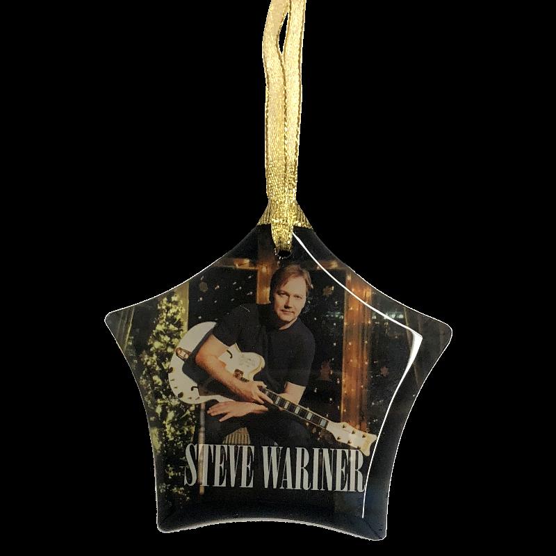 Steve Wariner Star Christmas Ornament