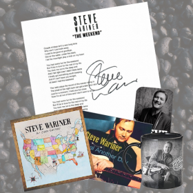 "Steve Wariner ""The Weekend"" Bundle"