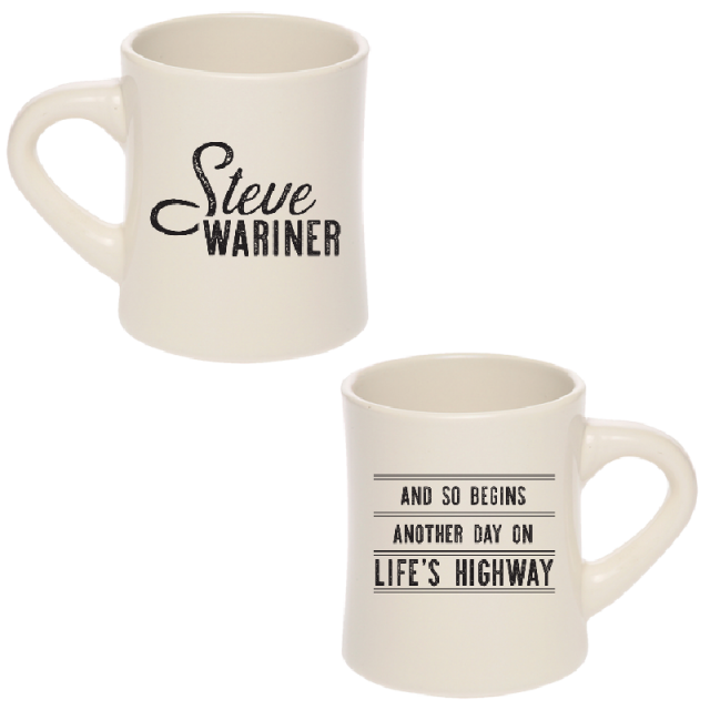 Life's Highway coffee mug