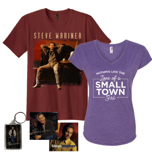 Steve Wariner Vintage Bundle
