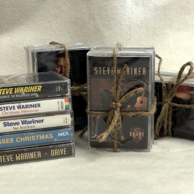 Steve Wariner Cassette Set