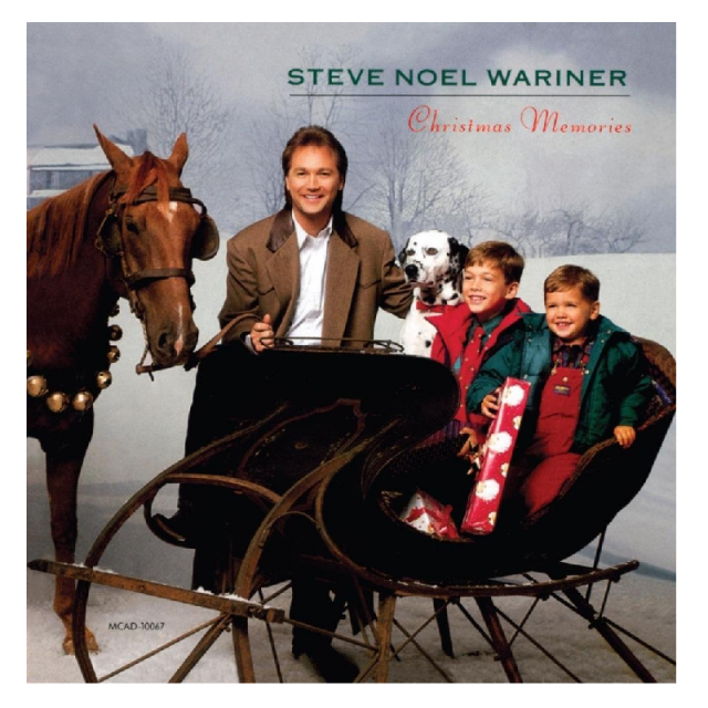 Steve Wariner CD- Christmas Memories